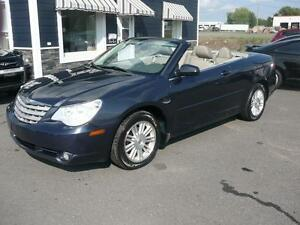 2008 Chrysler Sebring Touring CONVERTIBLE, CUIR !