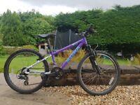 Kona Hula 24 inch wheels