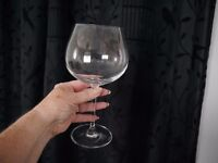 EXTRA LARGE wine glasses 500ml.