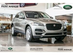 2018 Jaguar F-Pace 20d Prestige DIESEL + Vision