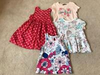 Girls summer bundle age 6 to 7 years.