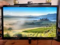 LG 22EA53VQ 21.5-inch IPS LED Monitor USED