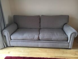 John Lewis 3 seater sofa. In very good condition.