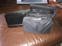 Car head rest DVD players (barely used) x 2