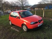 2004 seat arosa 1.4 80k full history same as vw Lupo drives perfect 2