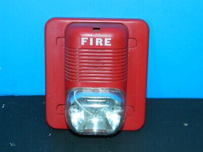 System Sensor P1224mc Fire Alarm Wall Horn Strobe 10 Available