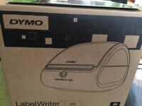 Dymo LabelWriter 4XL USB Thermal Label Printer New 8 x self adhesive label packs Christmas present