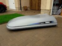 Thule Alpine 100 roof box for sale
