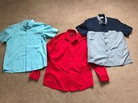 3 x men's shirts