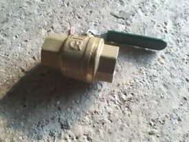 ISIS DZR lever handle ball valve