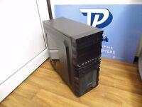 Gaming Computer PC (Quad Core, 8GB RAM, 500GB, 7800 Graphics)