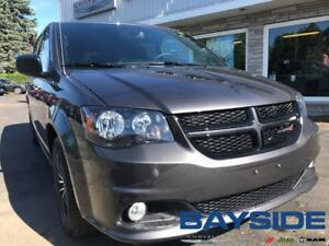 2018 Dodge Grand Caravan Blacktop |BLUETOOTH | 7 PASS