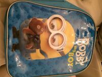Minions backpack.
