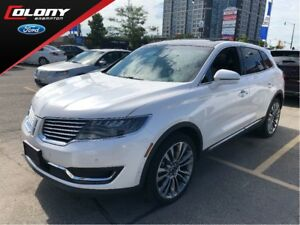 2017 Lincoln MKX RESERVE | Leather | Navi | Moonroof | 360 Camer