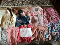 Bundle girls clothes 18-24months