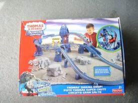 Thomas trackmaster bluemountain quarry set
