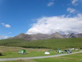 Campsite Baristas required