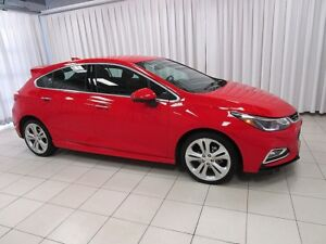 2018 Chevrolet Cruze AN EXCLUSIVE OFFER FOR YOU!!! RS PREMIER 5D