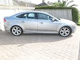 Mondeo Titanium X Sport. Silver. Diesel. Manual. 11000 MILES ONLY. Immaculate condition