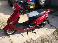 49cc Moped / Scooter / 50cc Moped
