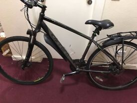 Carrera Crossfire Hybrid Bike - Perfect Working Condition