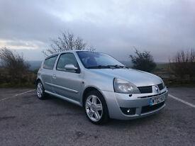 Renault Clio Sport 2.0 172