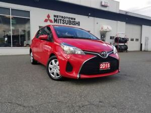 2016 Toyota Yaris LE; Local & No accidents!
