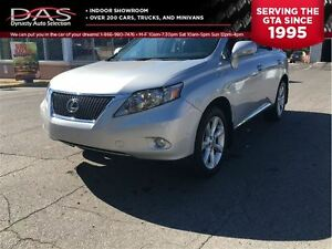 2012 Lexus RX 350 PREMIUM PKG NAVIGATION/LEATHER/SUNROOF