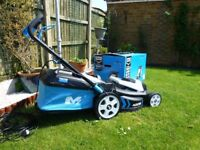 MacAllister 1800W 420mm Electric Lawnmower 6 Weeks old