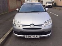 Citroen C4 Auto Silver HDi 16v GREAT BEAUTIFUL CAR   DRIVES VERY SMOOTH   CLEAN IN/OUT