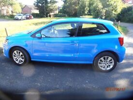Volkswagen Polo 1.2. (2014) 35,000 miles on the clock