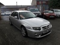 MG ZT cdti AUTOMATIC SPARE OR REPAIR