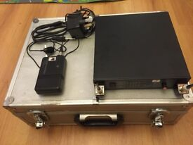 X 5 Lepel Mic's Plus 5 Receivers + ATW-R 14 UHF