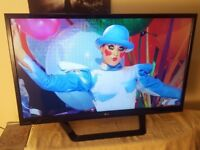 LG 42 Inch Full 1080p Smart LED TV With Freeview HD (Model 42LS575T)!!!