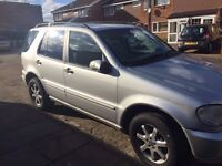 Mercedes ML for Sale