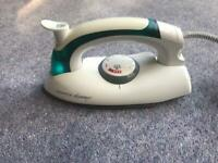 Kenwood Discovery Travel Steam Iron Dual Voltage