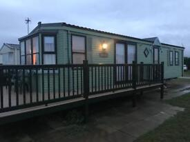 Skipsea sands, 2 bed 6 berth caravan for rent