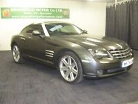 04-04 CHRYSLER CROSSFIRE 3.2 V6 MANUAL 103K F.S.H HPI CLEAR NEEDS VIEWING IMMACULATE
