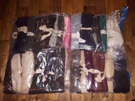 High quality dress making fabric job lot - Satin, Suit, Trouser, Dress, Tartan, kids, t shirt - £250