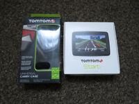 "TomTom Start 20 4.3"" Sat Nav with UK and Ireland Maps **BRAND NEW** + FREE CASE"