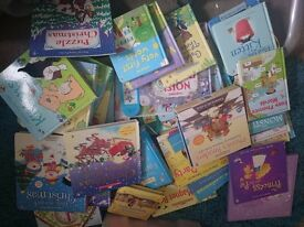 Bundle of over 50 EYFS and KS1 Usborne books