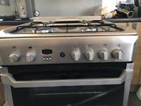 4 hob Gas Cooker