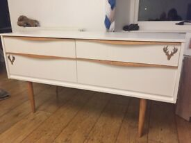 Newly up-cycled sideboard/ dresser.