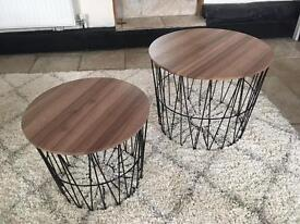 Brand new x2 Lidl tables