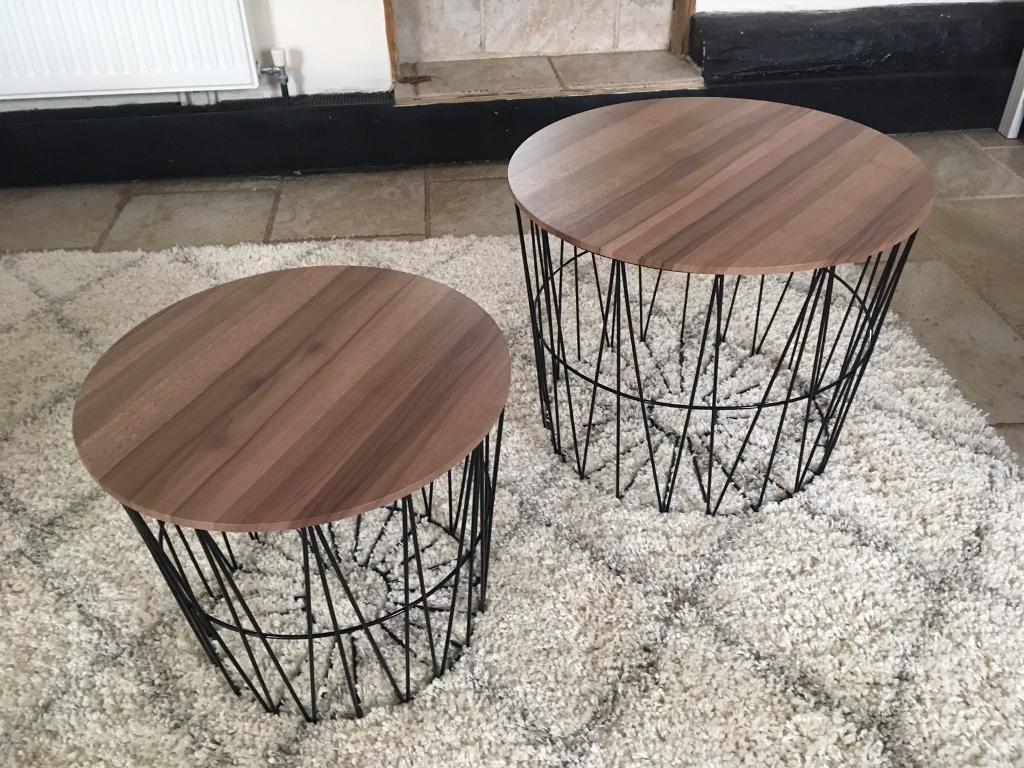 Brand new x2 Lidl tables. Brand new x2 Lidl tables   in Chelmsford  Essex   Gumtree