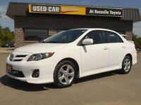 2013 Toyota Corolla S 4-Speed AT