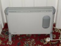 dmplex heater free standing ( electric)