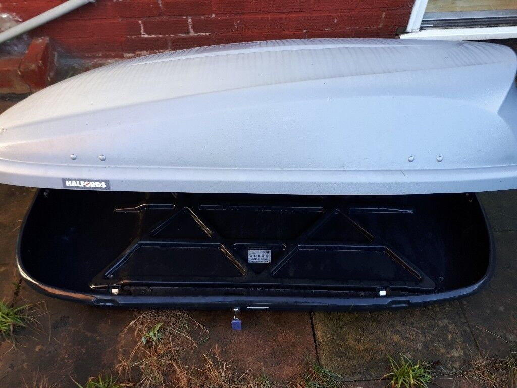 Halfords Roof Box In Wolverhampton West Midlands Gumtree