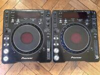 Pioneer CDJ-1000 mk3 (pair)