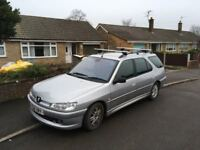 peugeot 306 great car never fails 12 months mot perfect first car or work vehicle